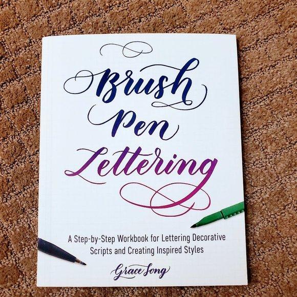 Grace Song - Brush Pen Lettering